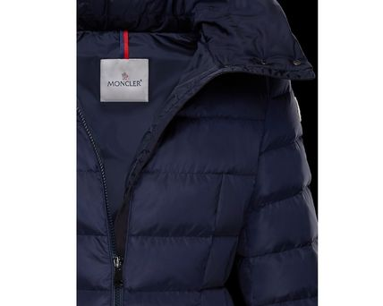 MONCLER Down Jackets Plain Medium Down Jackets 4
