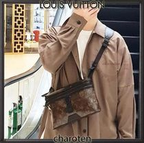 Louis Vuitton MONOGRAM Monogram Unisex Canvas Street Style 2WAY Bi-color