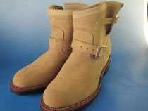 CHIPPEWA Leather Engineer Boots