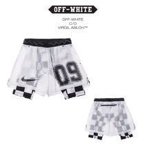 Off-White Collaboration Shorts