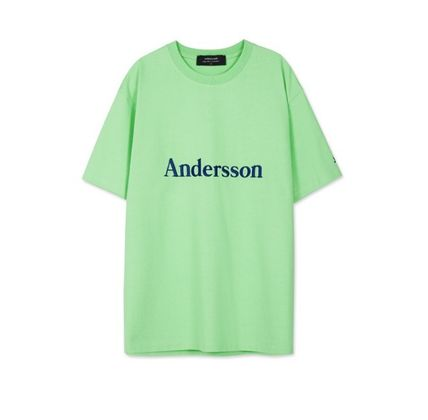 ANDERSSON BELL More T-Shirts Unisex Street Style Cotton Short Sleeves T-Shirts 5