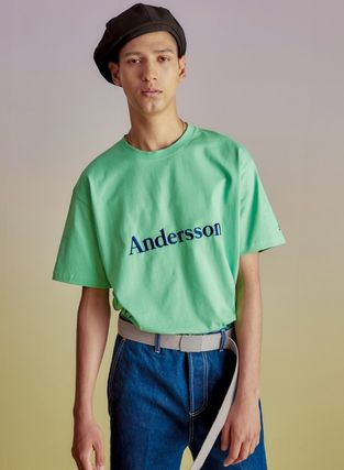 ANDERSSON BELL More T-Shirts Unisex Street Style Cotton Short Sleeves T-Shirts 13