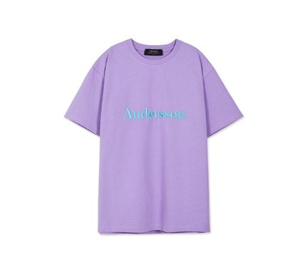 ANDERSSON BELL More T-Shirts Unisex Street Style Cotton Short Sleeves T-Shirts 19