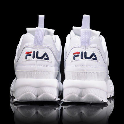 FILA Low-Top Casual Style Low-Top Sneakers 4