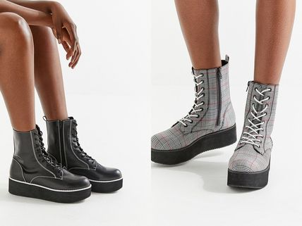 Casual Style Collaboration Boots Boots