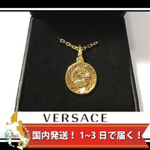 VERSACE Unisex Metal Necklaces & Chokers