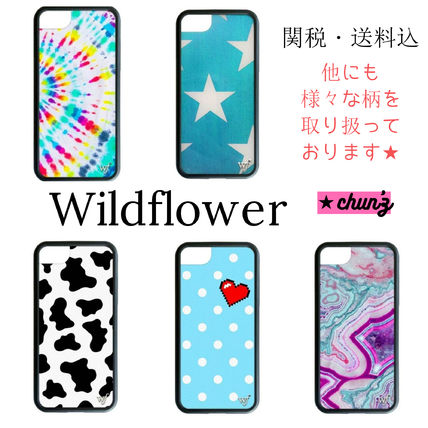 Star Tie-dye Handmade Smart Phone Cases