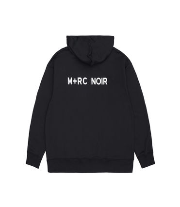 MRC NOIR Hoodies Pullovers Unisex Street Style Long Sleeves Hoodies 3