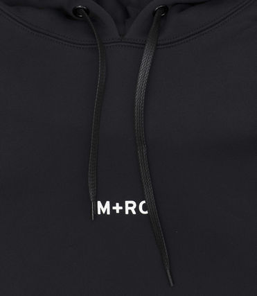 MRC NOIR Hoodies Pullovers Unisex Street Style Long Sleeves Hoodies 4