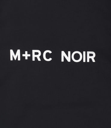 MRC NOIR Hoodies Pullovers Unisex Street Style Long Sleeves Hoodies 5