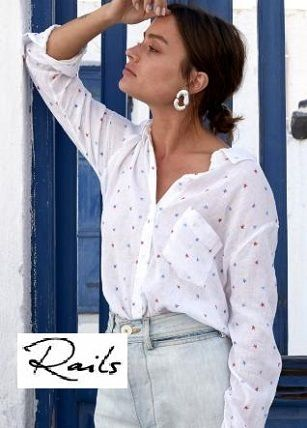 Star Casual Style Linen Cropped Medium Shirts & Blouses