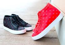 adidas Wedge Casual Style Street Style Platform & Wedge Sneakers