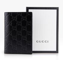 GUCCI Unisex Leather Wallets & Small Goods