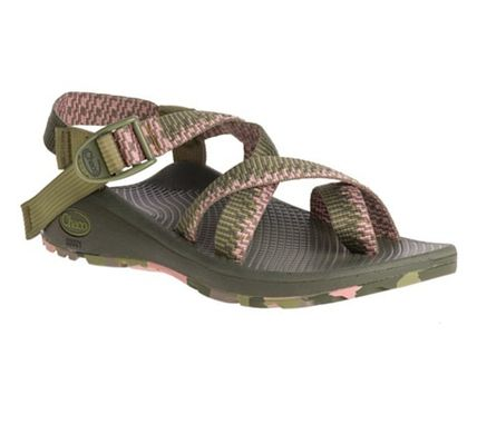 Camouflage Casual Style Sport Sandals Flat Sandals