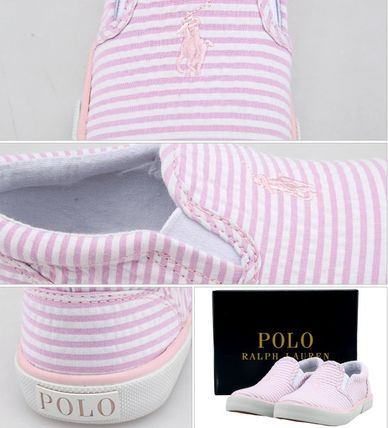new high newest free delivery POLO RALPH LAUREN Baby Girl Shoes