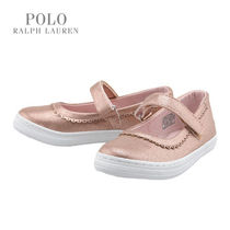POLO RALPH LAUREN Kids Girl Ballet Flats