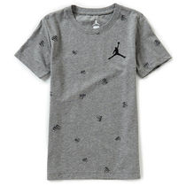 Nike AIR JORDAN Unisex Petit Street Style Collaboration Kids Girl Tops