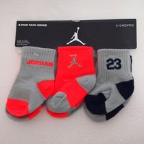 Nike AIR JORDAN Unisex Street Style Collaboration Baby Girl Underwear