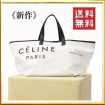 CELINE Casual Style Totes