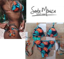 Santa Monica Tropical Patterns Tassel Beachwear