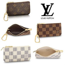 Louis Vuitton MONOGRAM Monogram Canvas Keychains & Holders