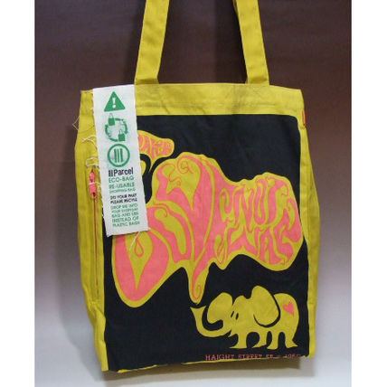 Canvas A4 Other Animal Patterns Shoppers