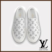 Louis Vuitton Monogram Street Style Loafers & Slip-ons