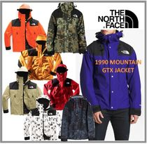 THE NORTH FACE Camouflage Street Style Windbreaker Jackets