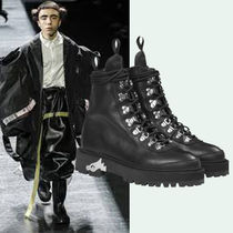 Off-White Platform Mountain Boots Casual Style Street Style