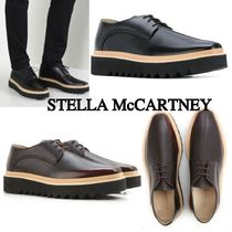 Stella McCartney Plain Toe Plain Oxfords