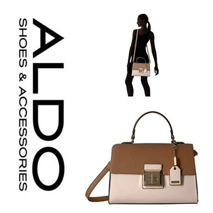 599cd707848 Aldo 2018 Cruise Street Style 2way Plain Handbags 123 By