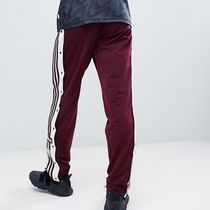 adidas Stripes Street Style Plain Bold Joggers & Sweatpants
