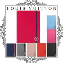 Louis Vuitton EPI Unisex Notebooks