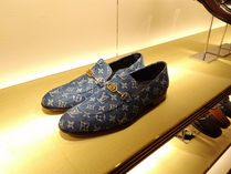Louis Vuitton MONOGRAM Monogram Oxfords