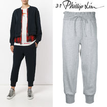 3.1 Phillip Lim Casual Style Plain Cotton Medium Cropped & Capris Pants