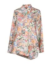 MM6 Maison Margiela Flower Patterns Long Sleeves Cotton Medium Home Party Ideas