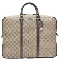 GUCCI PVC Clothing Business & Briefcases