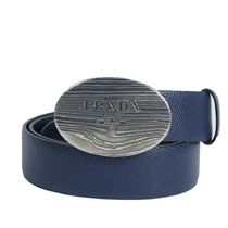 PRADA Street Style Plain Leather Belts