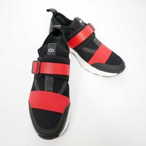 DIOR HOMME Street Style Plain Sneakers
