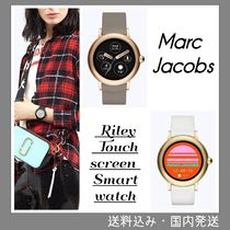 MARC JACOBS Round Digital Watches