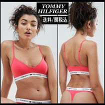 Tommy Hilfiger Plain Cotton Bras