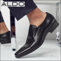 ALDO Plain Leather U Tips Oxfords