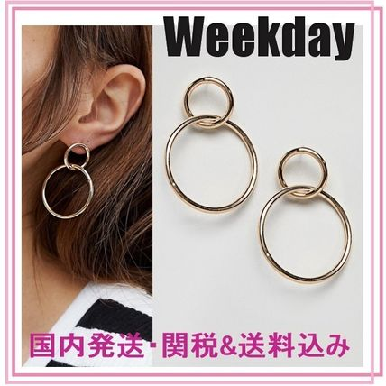 Costume Jewelry Casual Style Earrings & Piercings