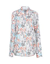 MSGM Nylon Street Style Bi-color Long Sleeves Medium