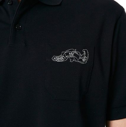 DIOR HOMME Polos Cotton Short Sleeves Polos 8