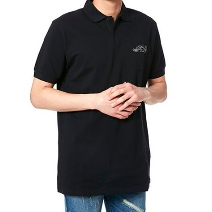 DIOR HOMME Polos Cotton Short Sleeves Polos 5