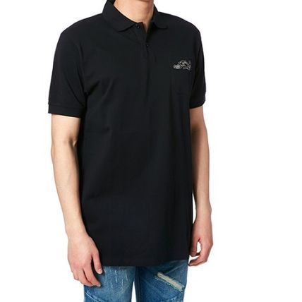 DIOR HOMME Polos Cotton Short Sleeves Polos 3
