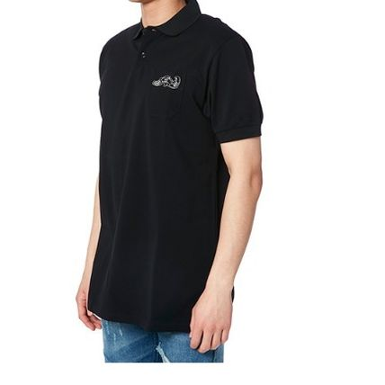 DIOR HOMME Polos Cotton Short Sleeves Polos 2