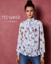 TED BAKER Casual Style Dolman Sleeves Medium Shirts & Blouses