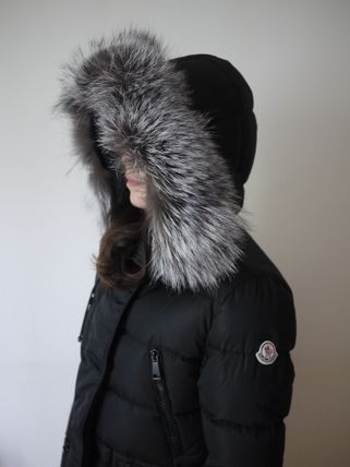 ... MONCLER Down Jackets Long Elegant Style Down Jackets ...